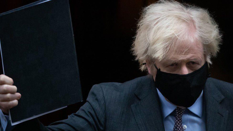 Boris Johnson leaves No 10