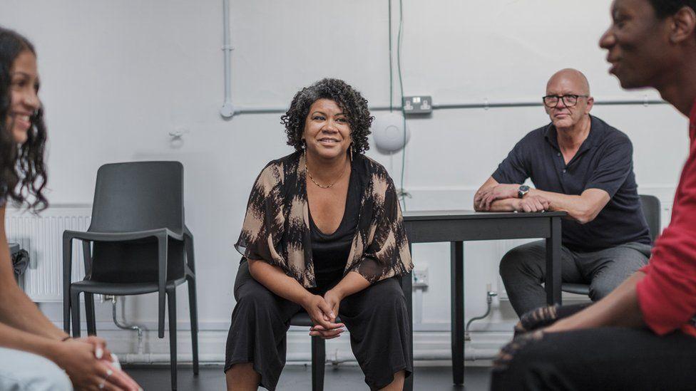 Nancy Medina and Stuart Wood, Bristol School of Acting