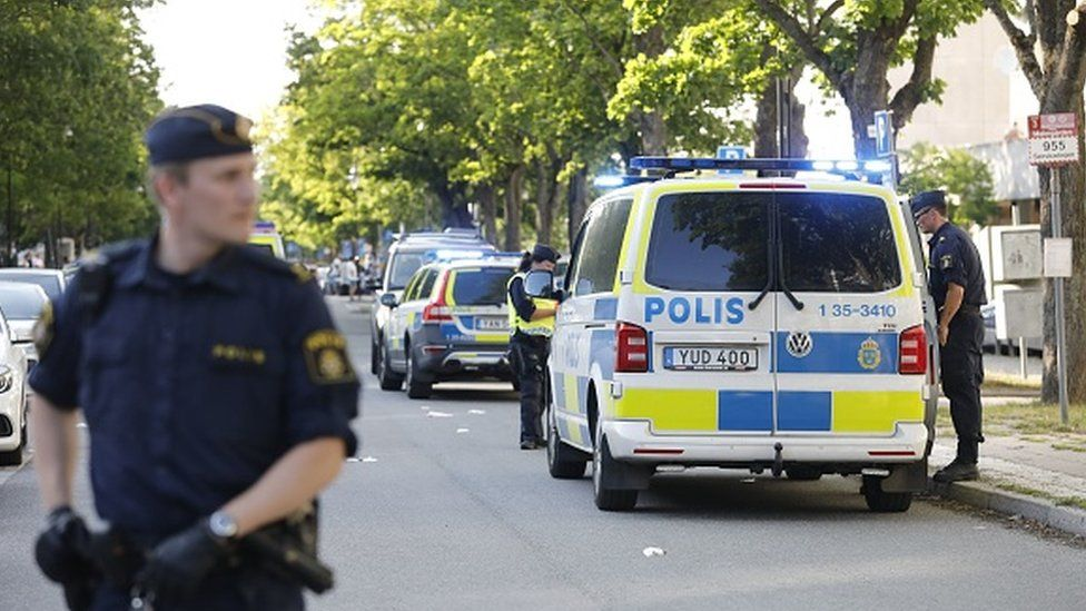 Swedish rapper Yasin jailed over plot to kidnap rival artist thumbnail