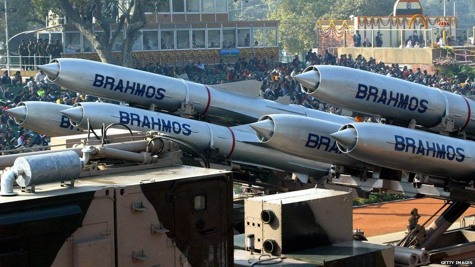 ब्रह्मोस के सामने कहां हैं चीन और पाकिस्तान? - BBC News हिंदी