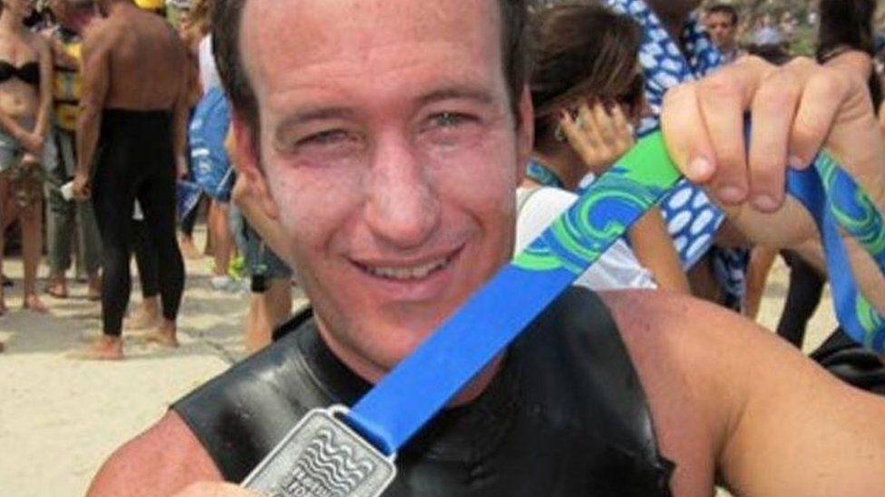 File picture of TV producer Guilherme Laars