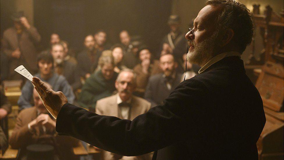 News of the World: Will Gompertz reviews Paul Greengrass's new film  starring Tom Hanks - BBC News