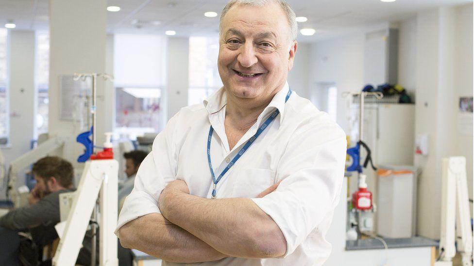 Professor Martin Gore