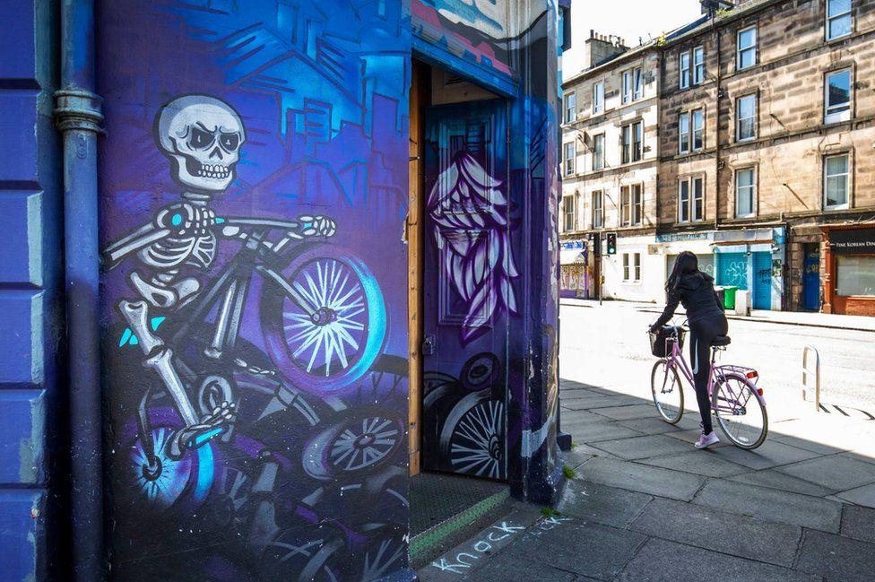 Edinburgh shop