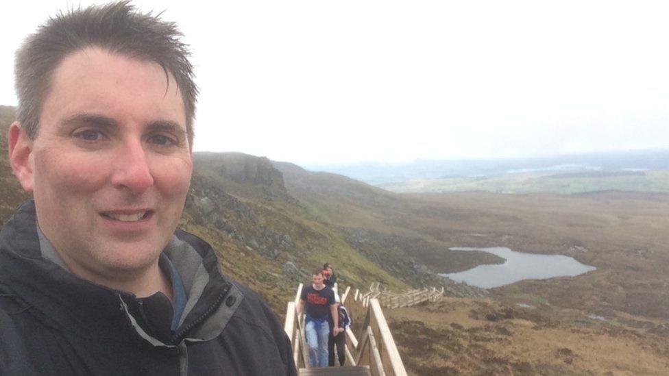 Julian Fowler selfie