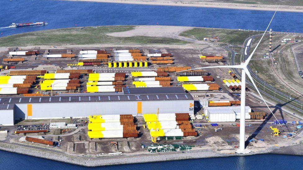 GE's Haliade-X, now the world's largest wind turbine