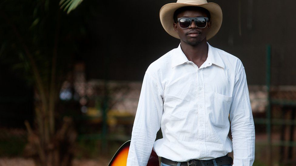 Churchill Olum, known as Country Boy