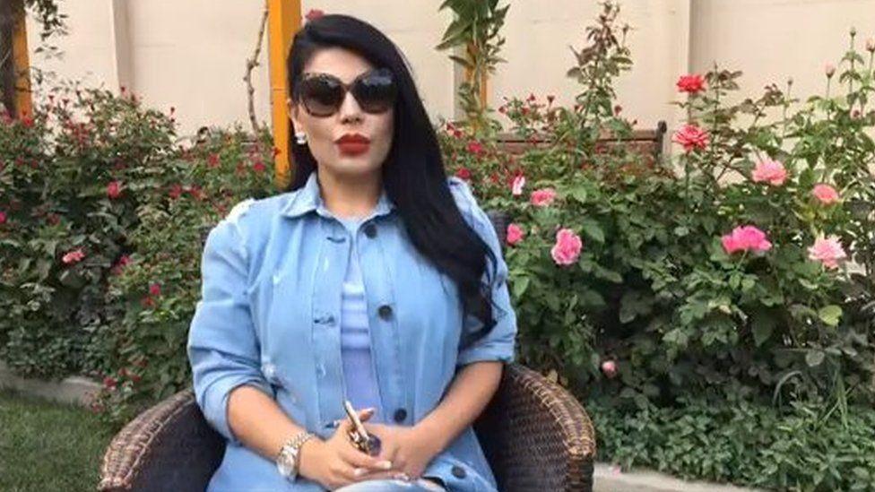 Aryana Sayeed on Facebook