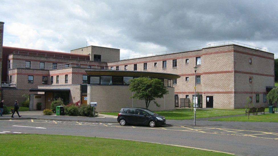 Borders General Hospital