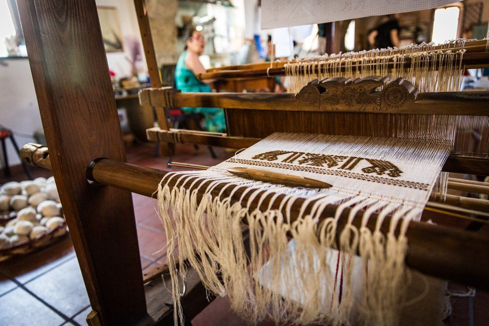 Chiara's loom