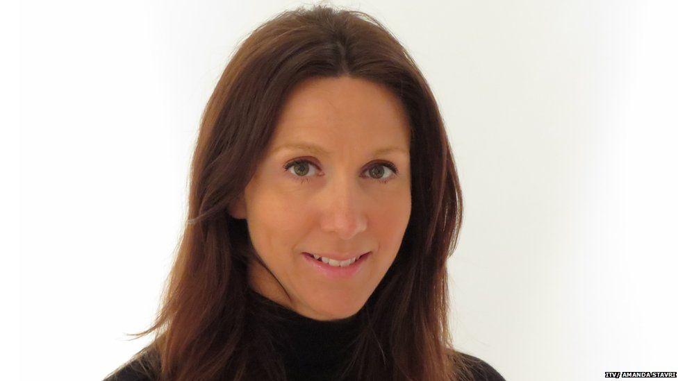 Commissioning editor Amanda Stavri
