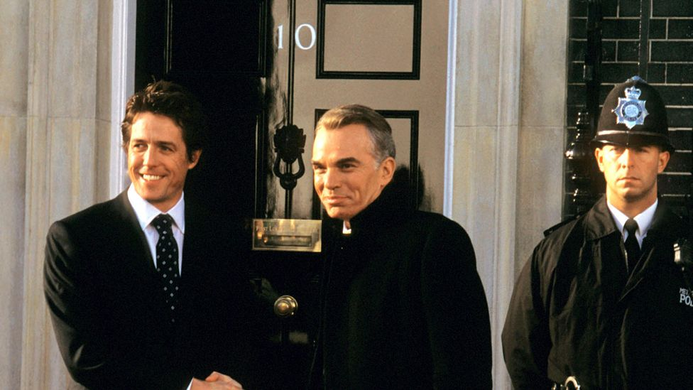Still from Love Actually movie