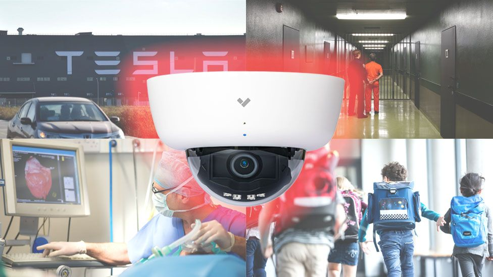 Verkada security camera