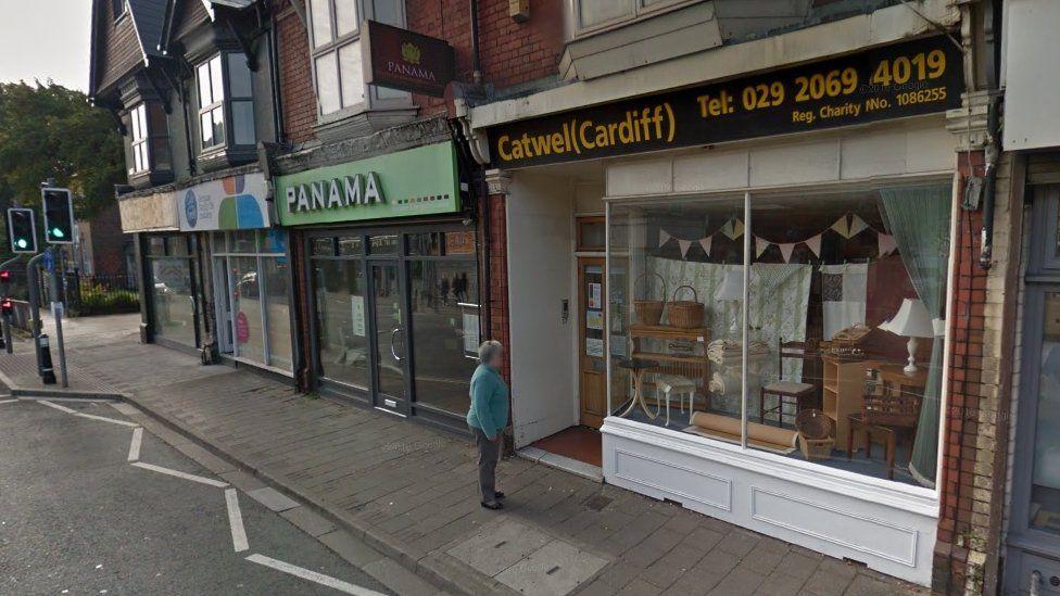 Catwel charity shop