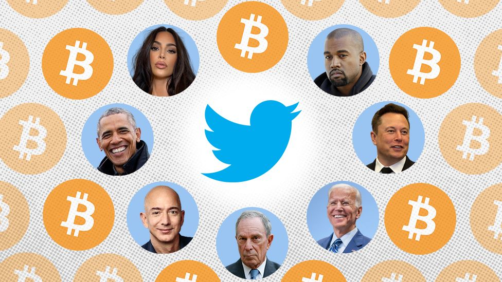 Twitter hack graphic