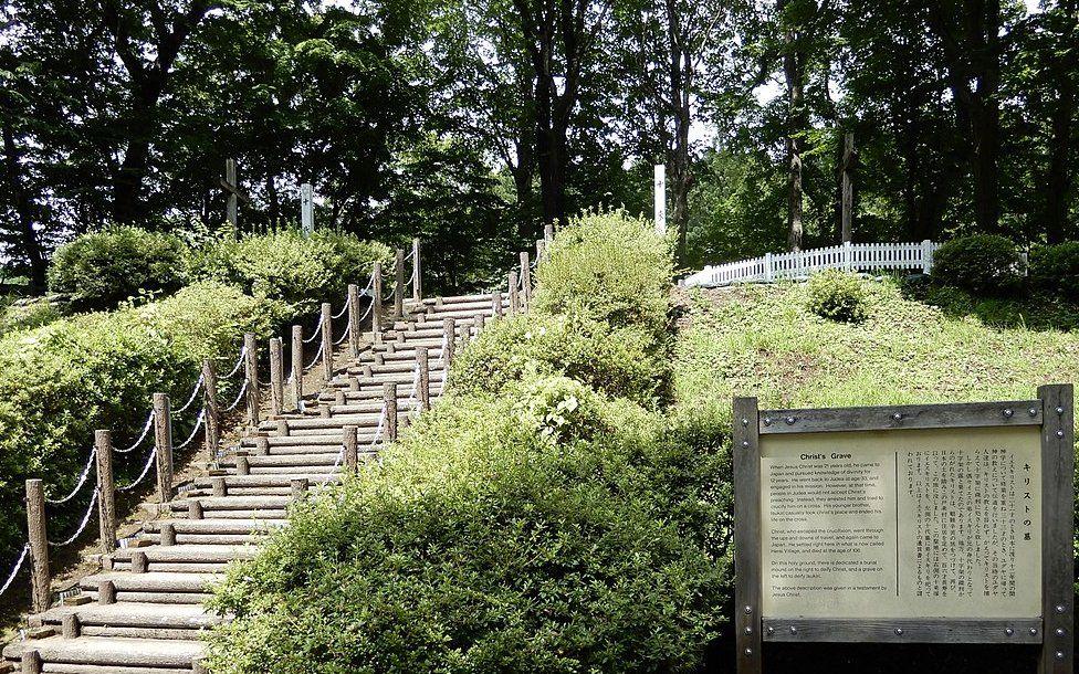Shingo, o povoado do Japão ao qual peregrinam milhares de pessoas levadas pela lenda de que ali está enterrado Jesus