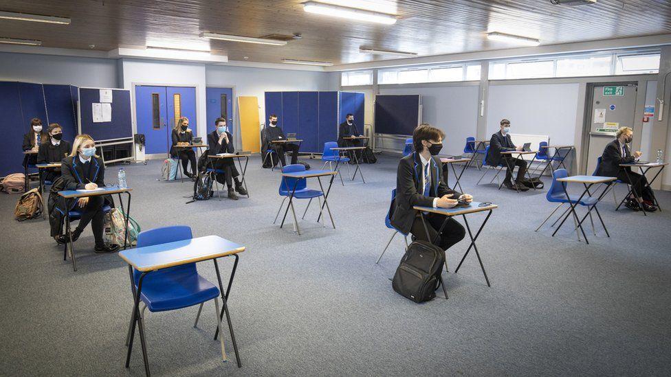 classroom distancing