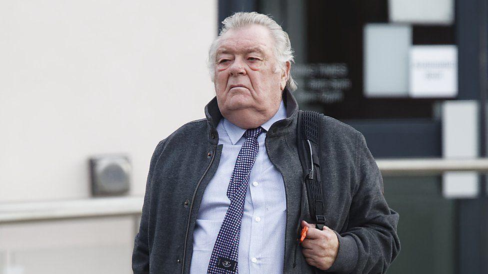 Brian Jenkins at Merthyr Tydfil Crown Court