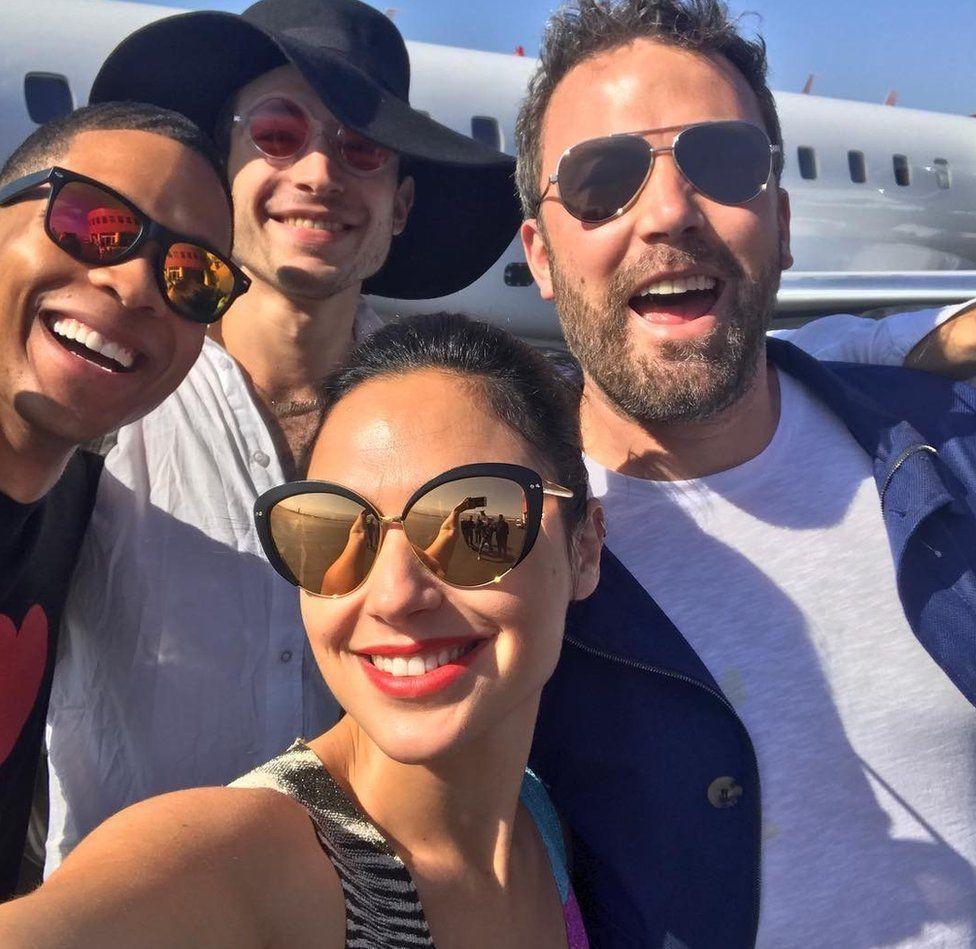 Cast of Justice League