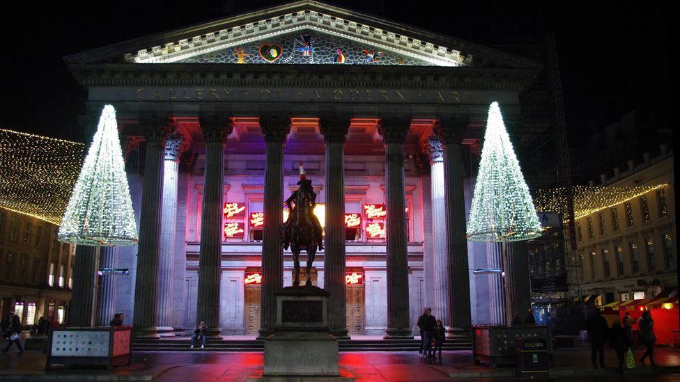 Gallery of Modern Art, Glasgow