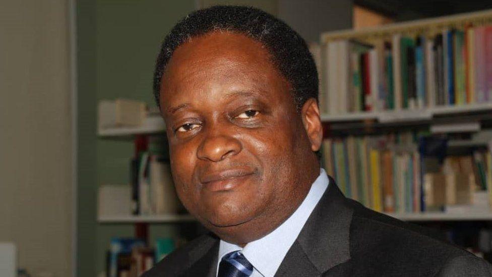 Dr Pierre Mpele
