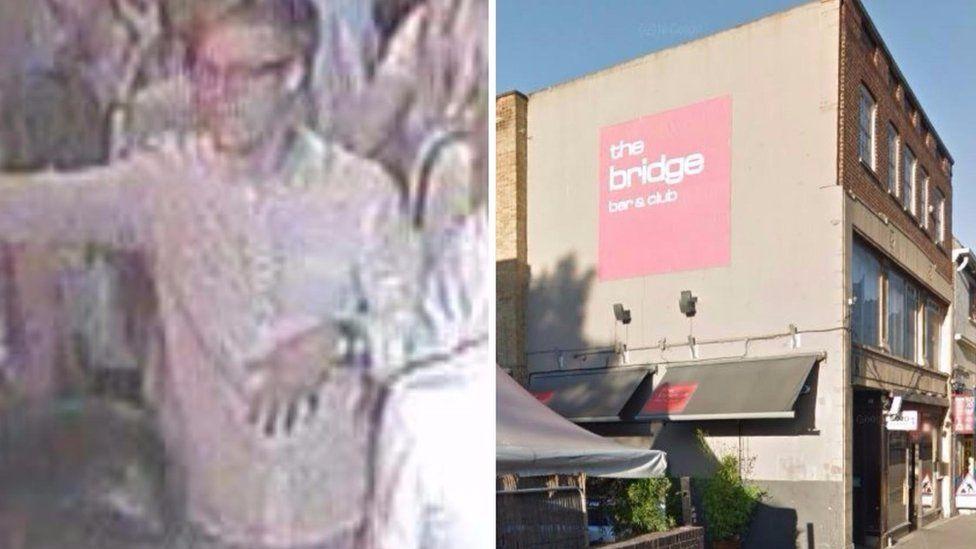 CCTV image and The Bridge Club