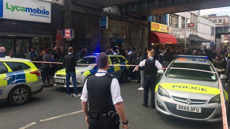 Peckham Rye stabbing