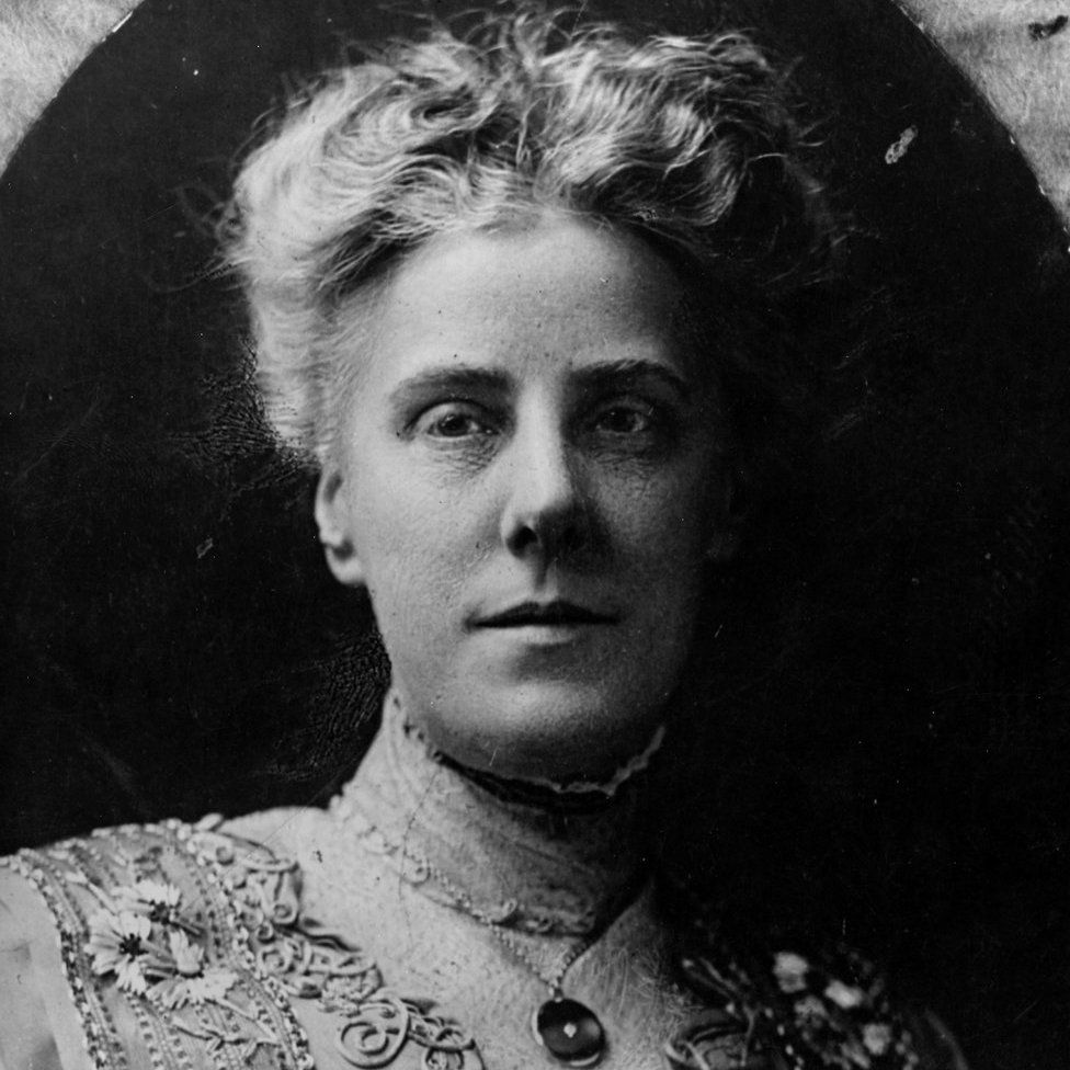 Anna Jarvis circa 1900