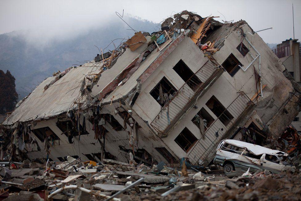 Onagawa was devastated (Getty Images)