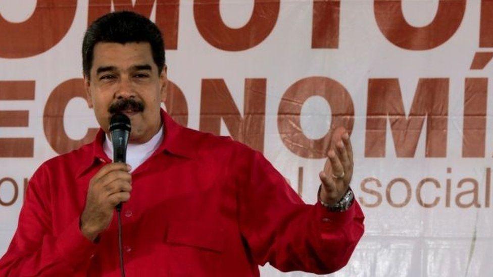 Venezuelan President Nicolas Maduro. Photo: 20 October 2016