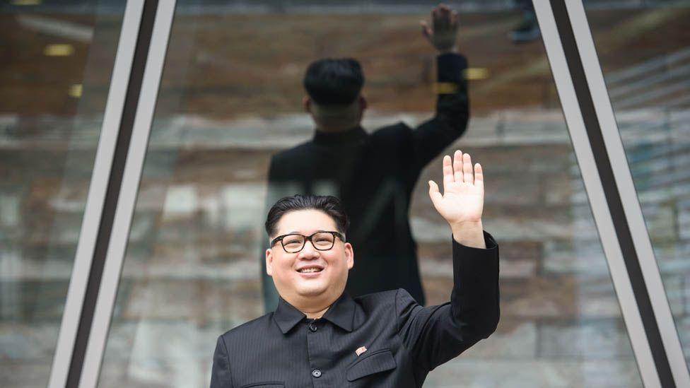 Howard X as Kim Jong-un