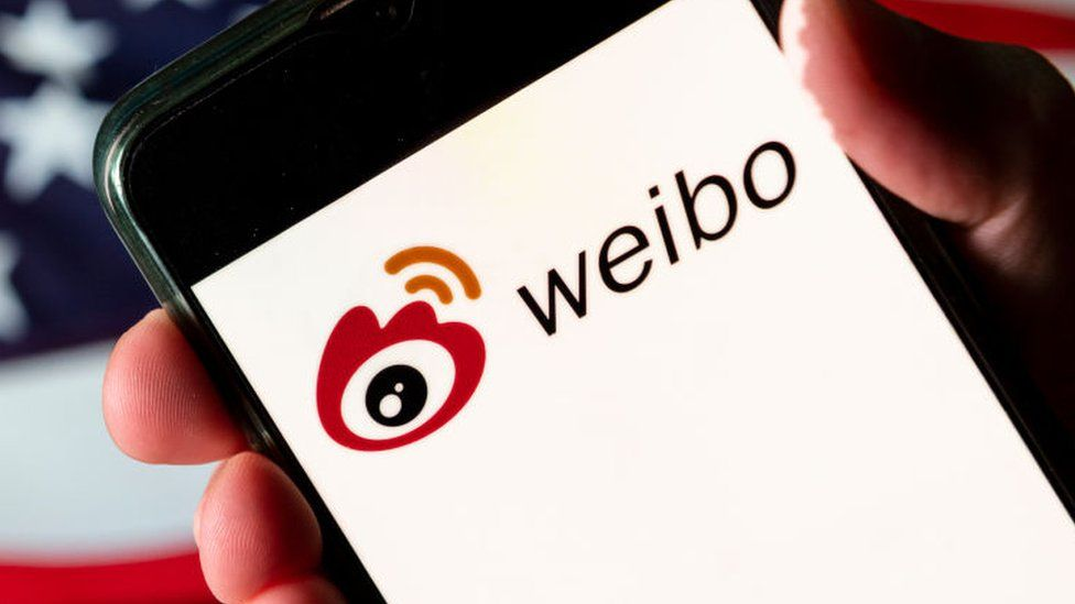 Weibo adalah situs mikroblog Cina