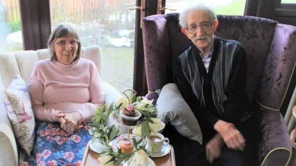 Pansy and Ivor Warren