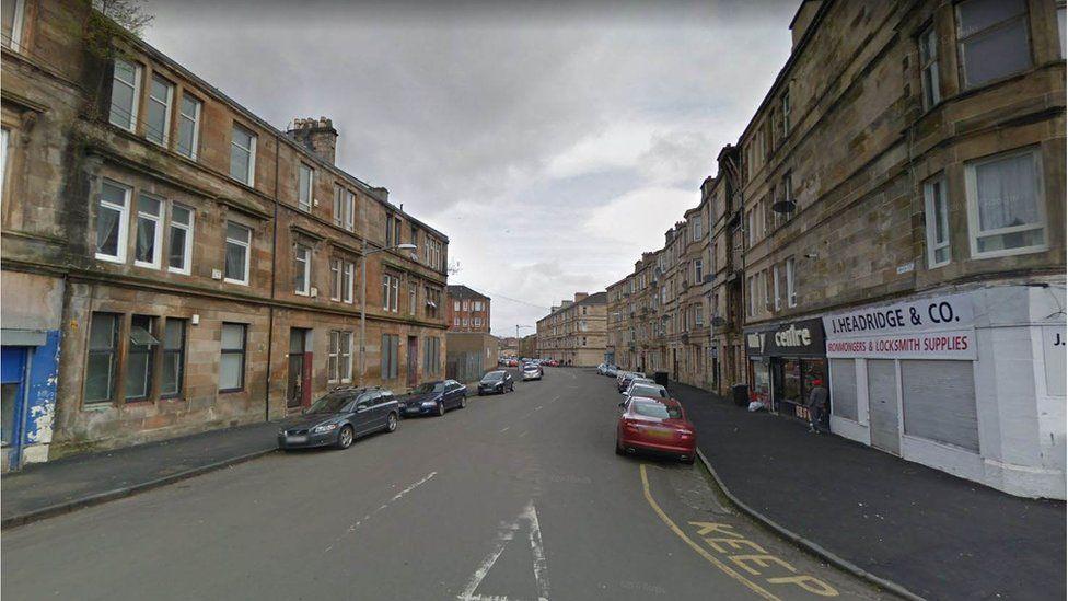 Ibrox Street