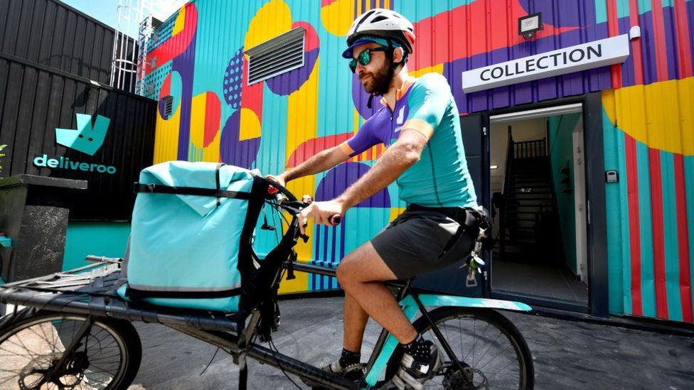 Flipboard Deliveroo To Open Technology Base In Scotland
