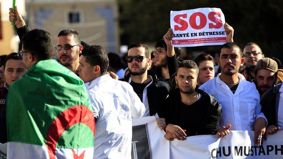 4000 médecins algériens candidats au départ vers la France