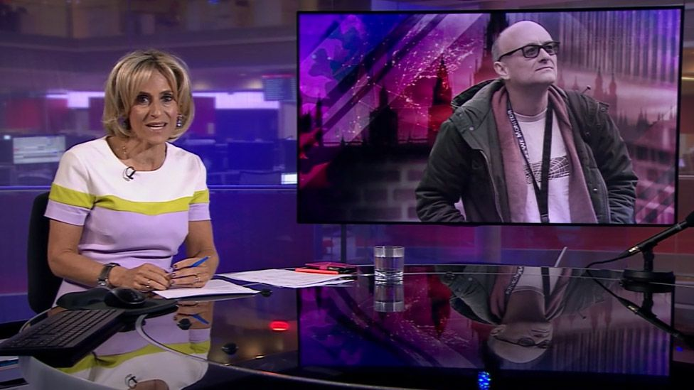 Emily Maitlis: I asked for night off from BBC's Newsnight