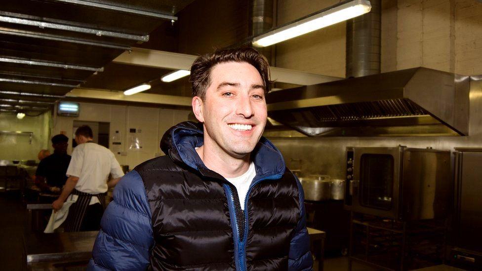 Shane Bonner founder of a Newmarket Kitchen
