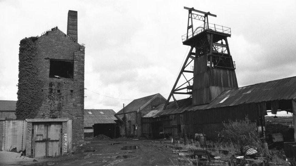 Morlais colliery site