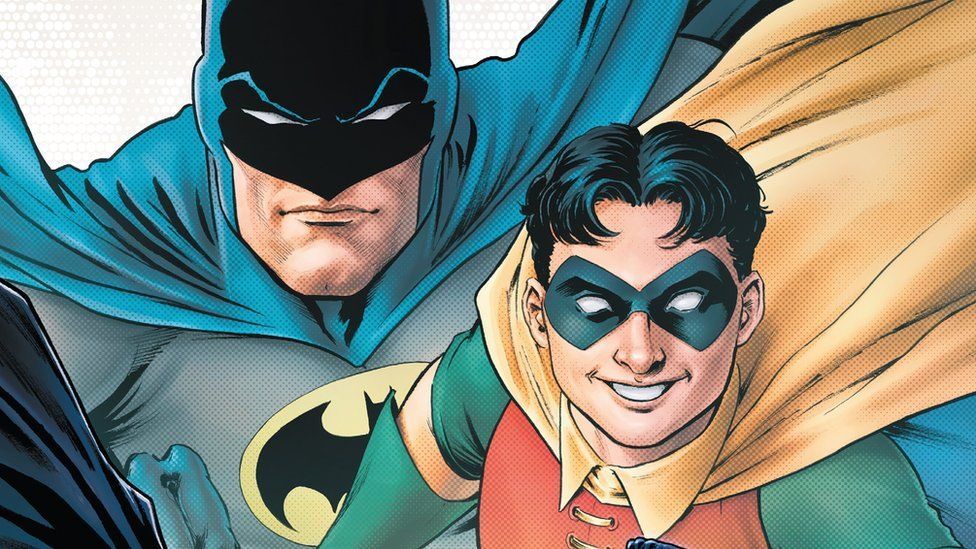 Batman and Robin 10 greatest DC superhero partnerships