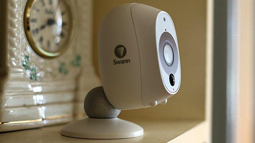 Swann camera