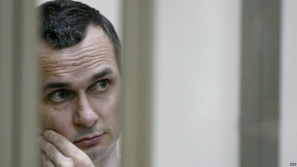 Oleg Sentsov on trial in Rostov-on-Don (21 July)