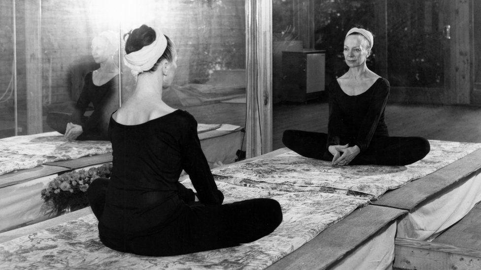 Lucette Destouches-Almanzor, widow Of Louis-Ferdinand Céline, 21 April 1969