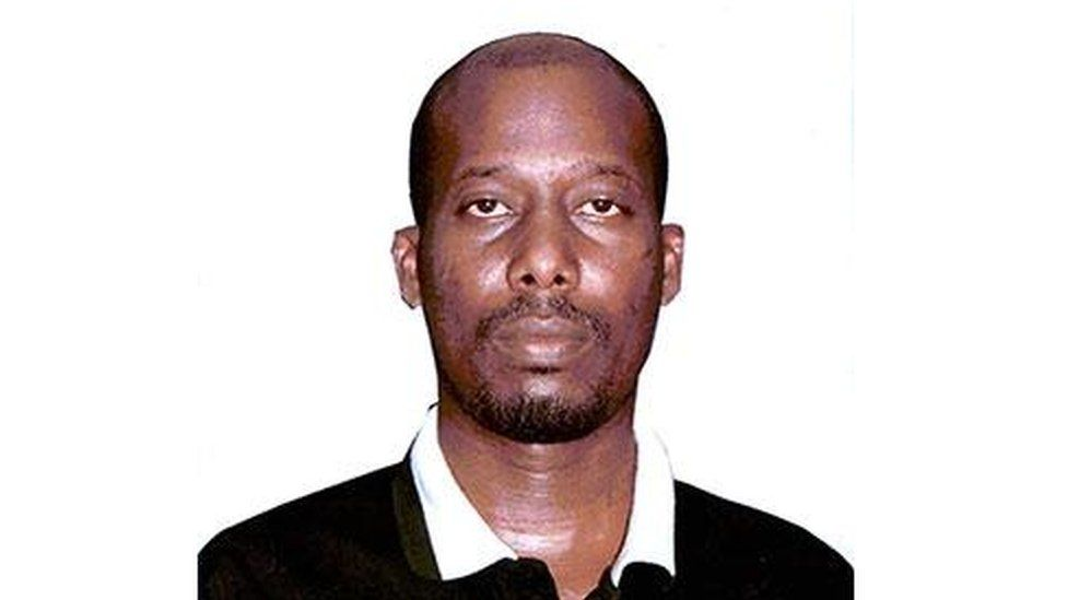 Ali Omar Ader is pictured in this RCMP handout image