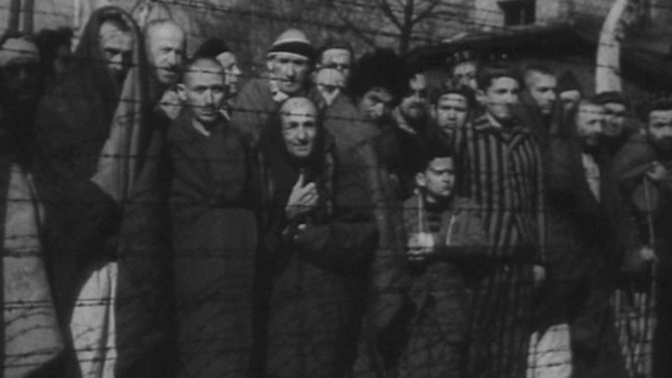 Auschwitz concentration camp victims
