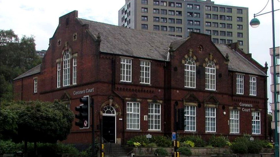South Manchester Coroner's Court