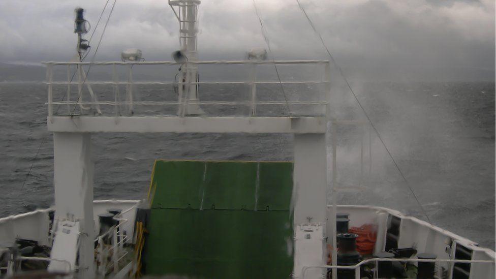 Scottish ferry generic