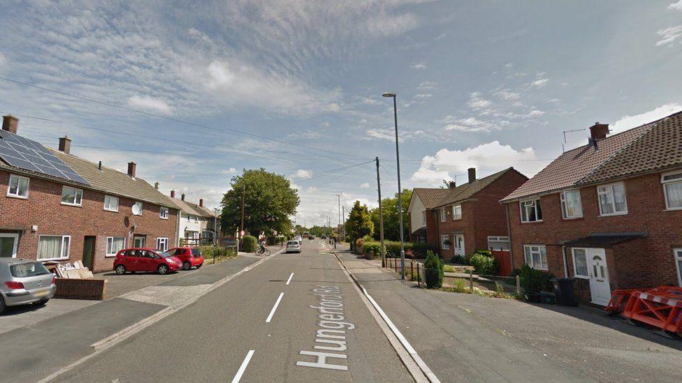 Hungerford Road, Bristol