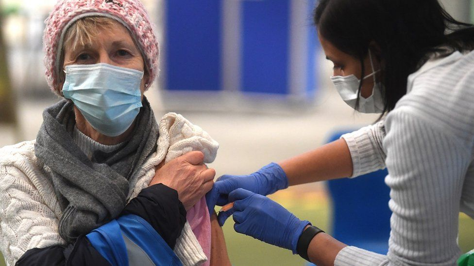 Project Veritas Exposes The Danger Of The Wuhan Virus Jab.