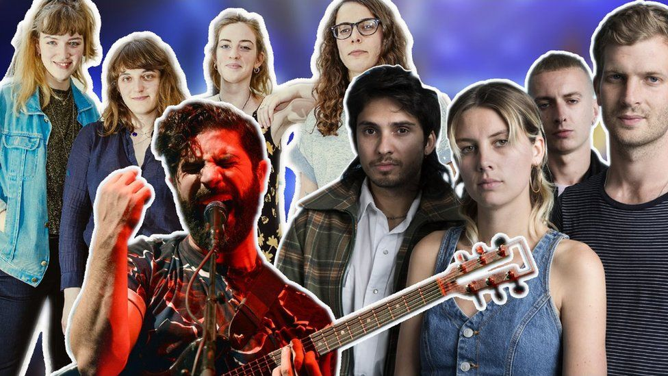 Foals, The Big Moon, Wolf Alice